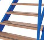 entresolvloer trap hout